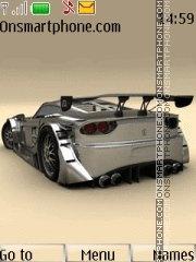 Скриншот темы Mazda Rx7 02