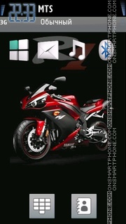 Yamaha 03 Theme-Screenshot