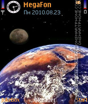 Africa tema screenshot