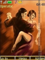 Tango theme screenshot