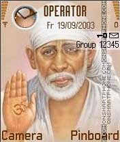 Shirdi Sai Baba theme screenshot