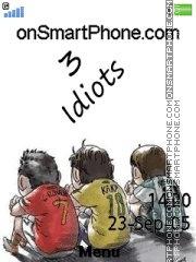 3 Idiots 01 theme screenshot