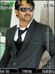 Prabhas Theme-Screenshot