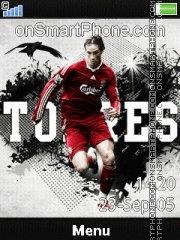 Torres 01 theme screenshot