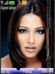 Meghna Naidu Theme-Screenshot