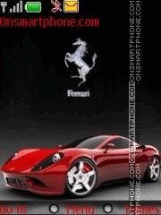 Ferrari Icons theme screenshot