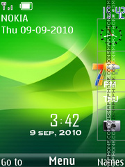 Windows 7 With Tone Theme-Screenshot
