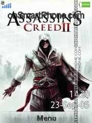 Assassins Creed 09 es el tema de pantalla