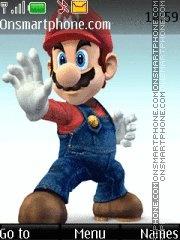 Mario 03 theme screenshot