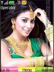 Скриншот темы ShreyaSaran