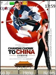 Chandni Chowk to China theme screenshot