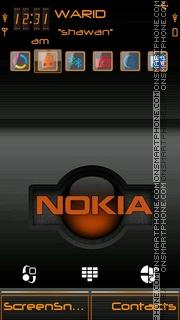 Nokia2 by shawan es el tema de pantalla