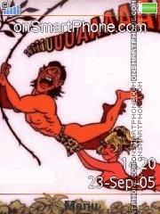 Tarzan 02 es el tema de pantalla