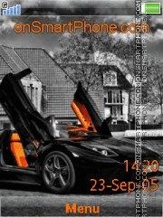 Lamborghini 33 es el tema de pantalla
