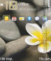 Fresh 03 theme screenshot