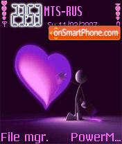 Love 02 theme screenshot