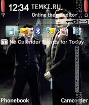 Скриншот темы Mafia 2 Joe and Vito