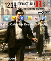 Mafia 2 Vito and Joe theme screenshot