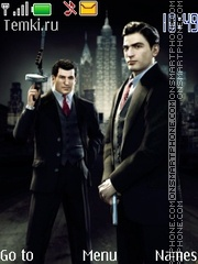 Mafia 2 Joe and Vito 01 theme screenshot