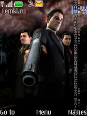 Mafia 2 Trio 01 theme screenshot