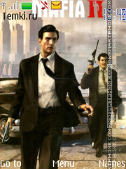 Mafia 2 Vito and Joe 01 theme screenshot