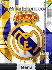 Real Madrid 2025 theme screenshot
