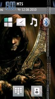 Prince Of Persia 2027 es el tema de pantalla