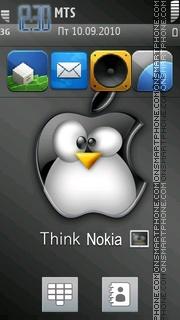 I Phone Icon es el tema de pantalla