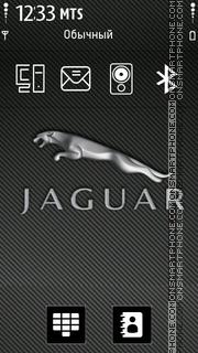 Jaguar 06 Theme-Screenshot