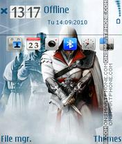 Assassins Creed Brotherhood 01 theme screenshot