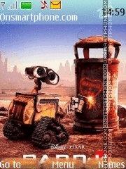 Скриншот темы Wall-e 05