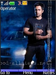 Emraan Hashmi theme screenshot