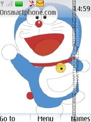 Doraemon 07 tema screenshot