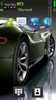 Aston Martin 09 Theme-Screenshot