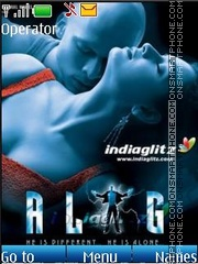 Drygoi/Alag theme screenshot