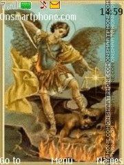 Saint Miguel theme screenshot