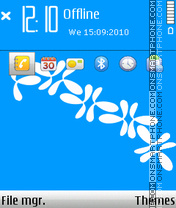 Grameenphone 01 tema screenshot