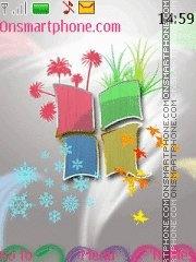 Windows 7 seasons 1 theme screenshot