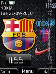 Barcelona Best theme screenshot