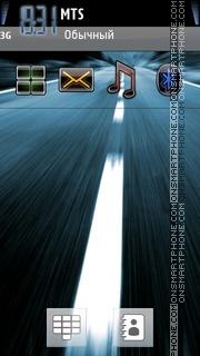 Road 71 tema screenshot