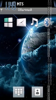 Earth 88 theme screenshot