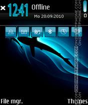 Shark 09 theme screenshot