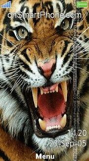 Tiger 34 es el tema de pantalla