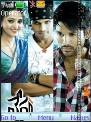 Vedam (Allu Arjun) theme screenshot