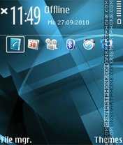E71[1] tema screenshot