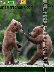 Funny Bears es el tema de pantalla
