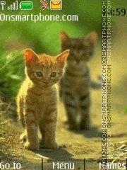 Cats 2 theme screenshot