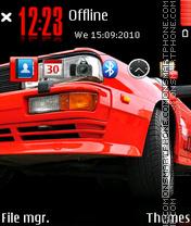 Audi Quattro es el tema de pantalla