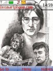 John Lennon es el tema de pantalla