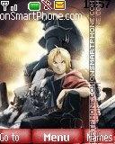 Capture d'écran Fullmetal Alchemist 02 thème